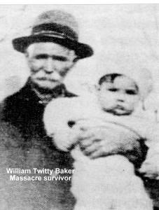 William Twitty Baker (Survivor)